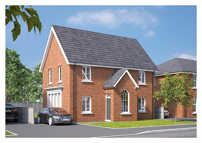 Site 4 The Wallace Gardens, Lisburn