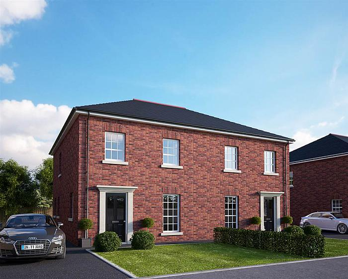 Site 8 Old Church Heights, Lisburn