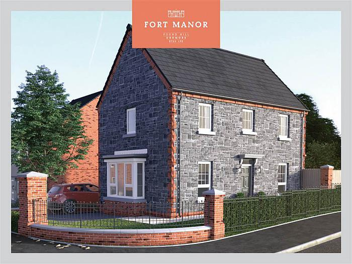 Site 1 Fort Manor, Dromore