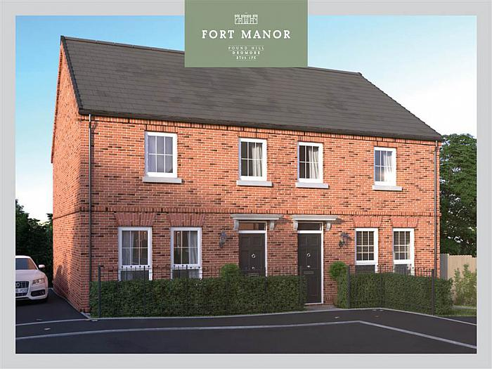 Site 13 Fort Manor, Dromore