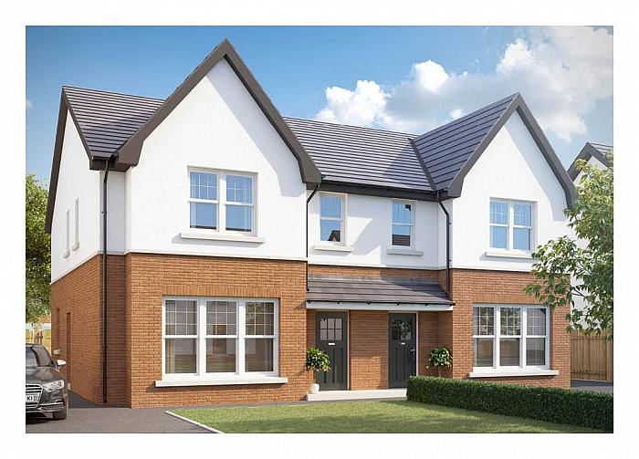 Site 25 The Wallace Gardens, Lisburn
