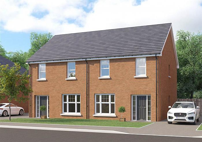 Site 203 The Wallace Gardens, Lisburn