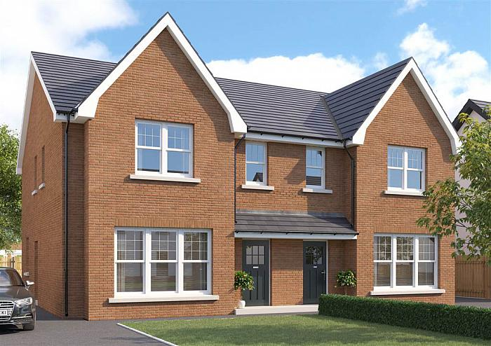 Site 187 The Wallace Gardens, Lisburn